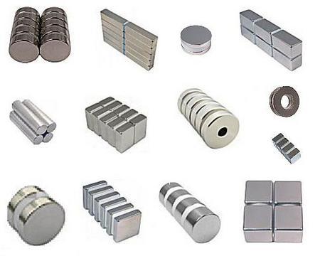 Разнообразие неодимовых магнитов